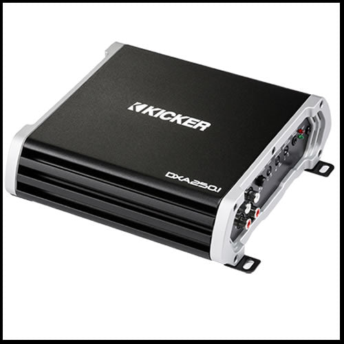 KICKER DXA250.1 Amplifier