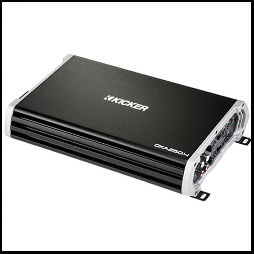 KICKER DXA250.4 Amplifier