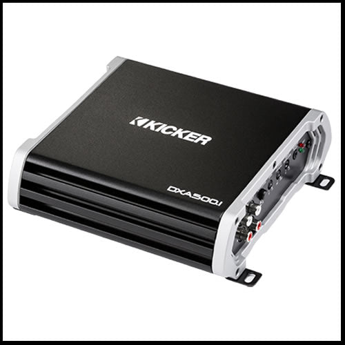 KICKER DXA500.1 Amplifier