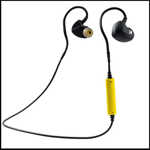 KICKER EB300 Bluetooth® Earbuds