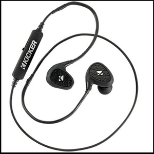 KICKER EB400 Waterproof Bluetooth® Earbuds