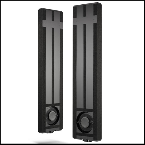 JL AUDIO Fathom® IWS-SYS-208: Dual 8-inch (200 mm) In-Wall Powered Subwoofer System