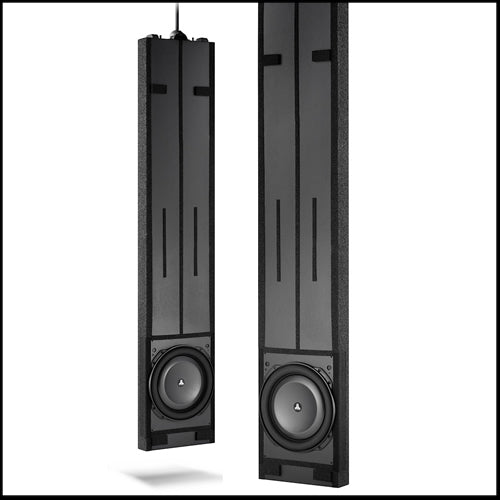 JL AUDIO Fathom® IWSv2-SYS-213: Dual 13.5-inch (345 mm) In-Wall v2 Powered Subwoofer System