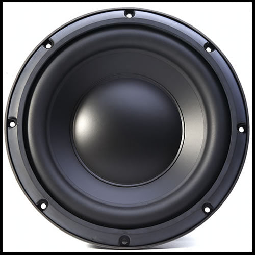 AUDIOFROG GB10D4 10″ (250 MM) AUDIOPHILE GRADE AUTOMOTIVE SUBWOOFER