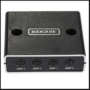 KICKER IQI Intelligent Interface