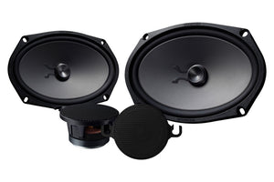 "KFC-XP6902C 6x9"" Shallow Woofer and 2 3/4"" - Component Speaker Package"