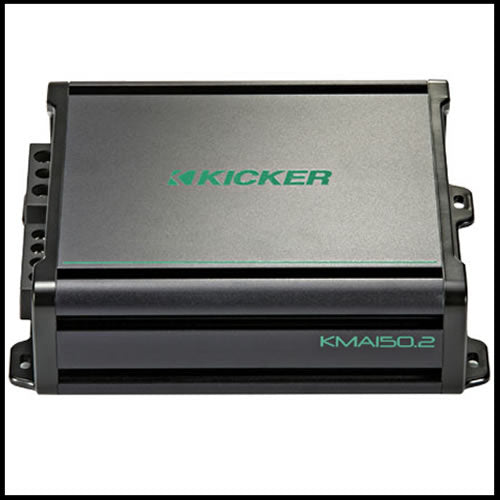 KICKER KMA150.2 Amplifier