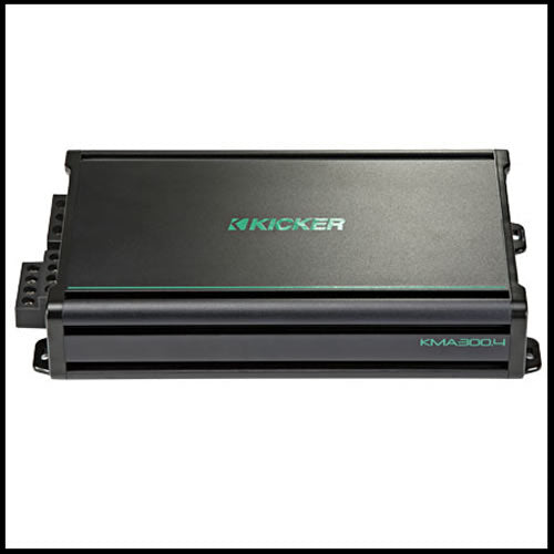 KICKER KMA300.4 Amplifier
