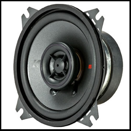 "KICKER 4"" KS SERIES 2 WAY COAXIAL"