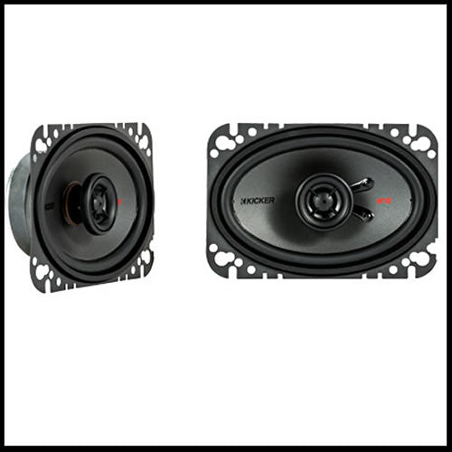 "KICKER KS SERIES 4x6"" 2 WAY COAXIAL"