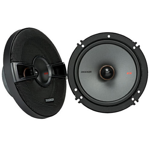 "KICKER KS SERIES 6.5"" 2 WAY COAXIALS"