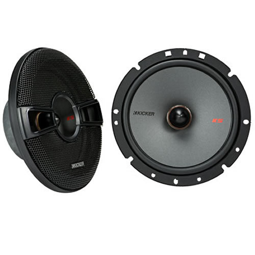 "KICKER KS Series 6.75"" COMPONENTS"