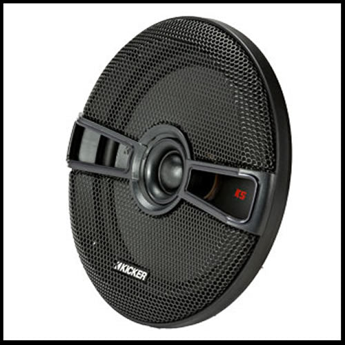 "KICKER KS SERIES 6.75"" 2 WAY COAXIALS"