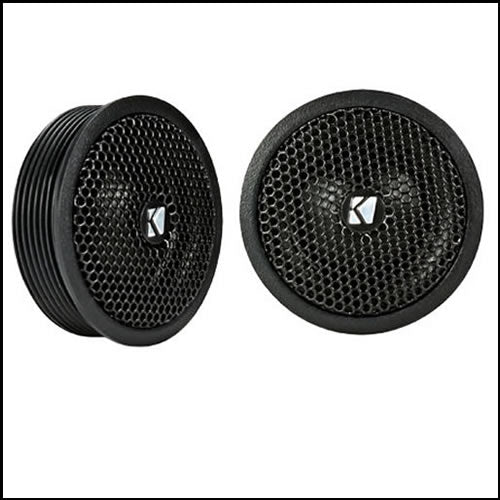 "KICKER KS Series 1"" Tweeter"