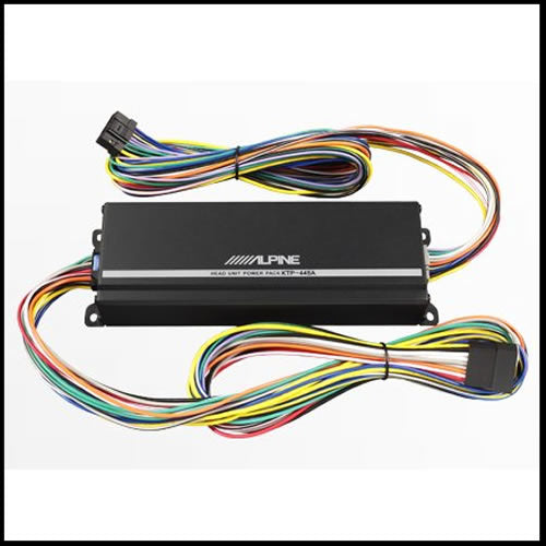KTP-445A Alpine Head Unit Power Pack