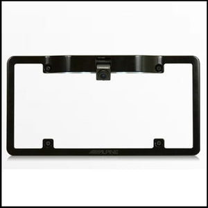 ALPINE KTX-C10LP License Plate Mounting Kit