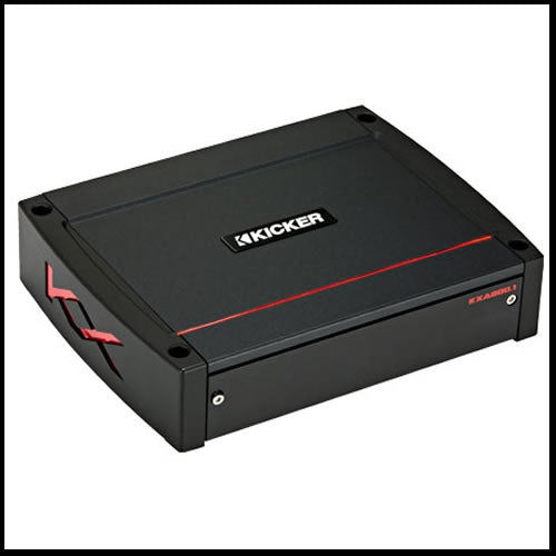 KICKER KXA800.1 Amplifier