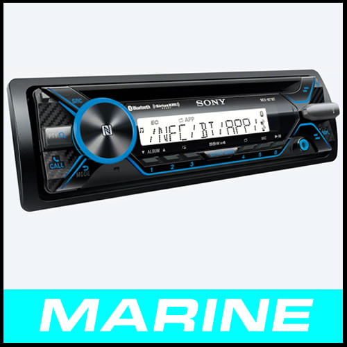 SONY Marine CD Receiver MEX-M71BT