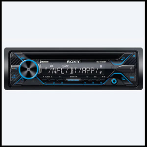 SONY CD Receiver MEX-N4200BT