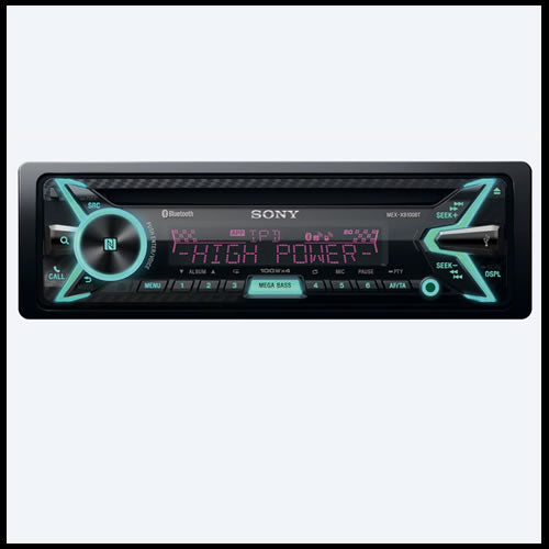 SONY CD Receiver MEX-XB100BT