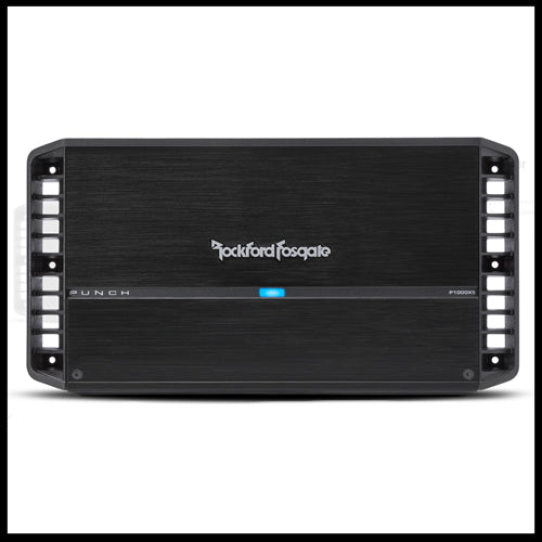 ROCKFORD FOSGATE Punch 1,000 Watt Class-bd 5-Channel Amplifier