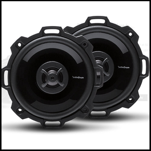 "ROCKFORD FOSGATE Punch 4.0"" 2-Way Full Range Speaker"