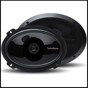 "ROCKFORD FOSGATE Punch 6""x 9"" 2-Way Full Range Speaker"