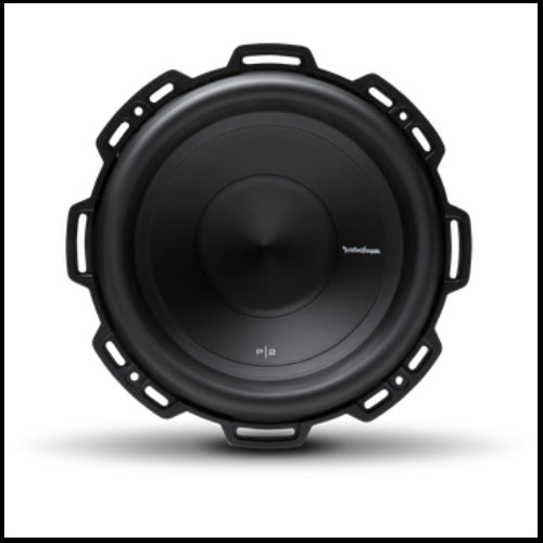 "ROCKFORD FOSGATE Punch 10"" P2 4-Ohm DVC Subwoofer"