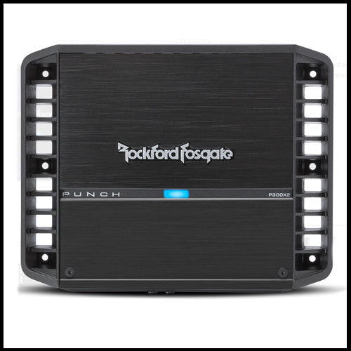 ROCKFORD FOSGATE Punch 300 Watt 2-Channel Amplifier