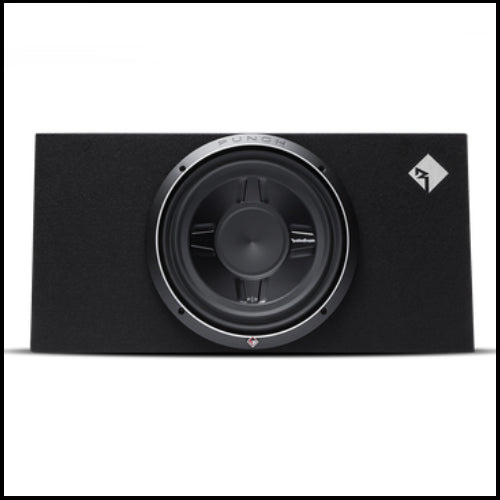 "ROCKFORD FOSGATE Punch Single P3 12"" Shallow Loaded Enclosure"