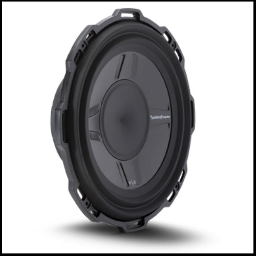 "ROCKFORD FOSGATE Punch 12"" P3S Shallow 4-Ohm DVC Subwoofer"