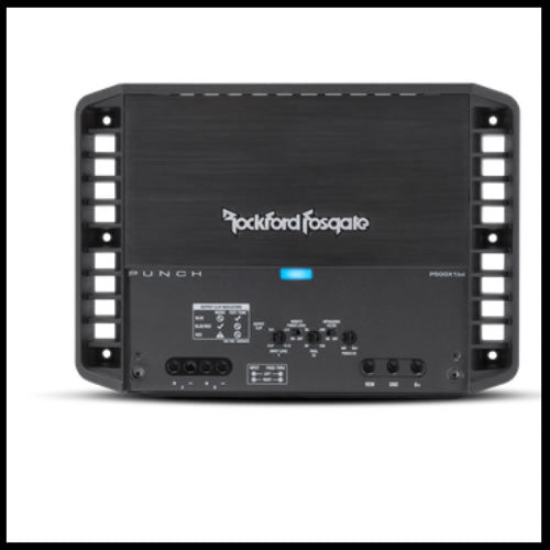ROCKFORD FOSGATE Punch 500 Watt Class-bd Mono Amplifier P500X1bd