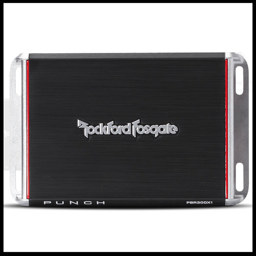 ROCKFORD FOSGATE Punch 300 Watt Mono Amplifier