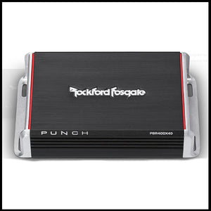 ROCKFORD FOSGATE Punch 400 Watt 4-Channel Amplifier