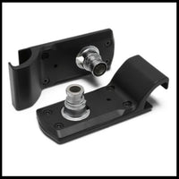 Punch Diecast Clamp for Polaris Lock & Ride® Roll Cage - Black  PM-CL3B