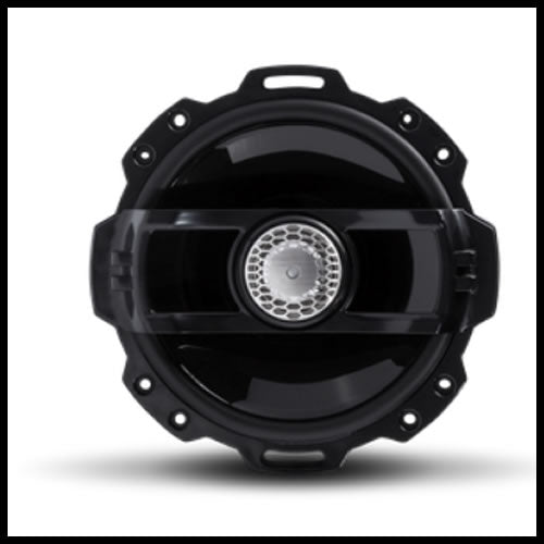 "Punch Marine 6"" Full Range Speakers - Black Audio Design"