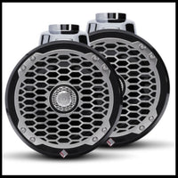 "Punch Marine 6.5"" Wakeboard Tower Speaker - Black  PM2652W-B"