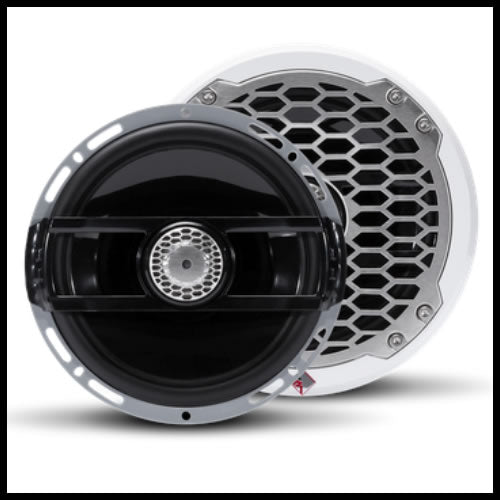 "Punch Marine 6.5"" Full Range Speakers  Audio Design"
