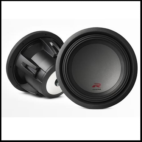 Alpine Subwoofer R-W12D4 Audio Design