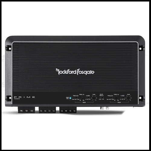 ROCKFORD FOSGATE Prime 300 Watt 4-Channel Amplifier