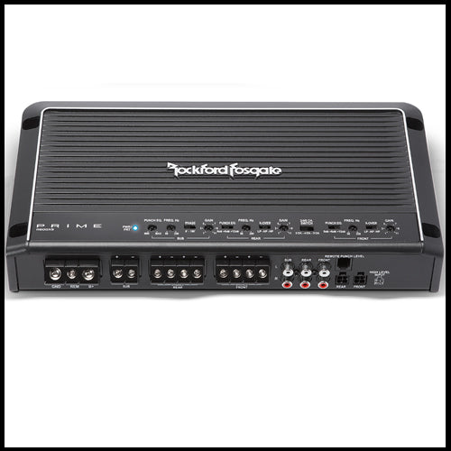 ROCKFORD FOSGATE Prime 600 Watt 5-Channel Amplifier
