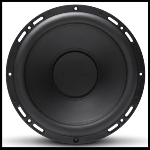 "Prime 10"" Dual 2-Ohm Subwoofer Black Audio Design"