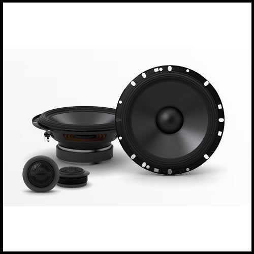 "S-S65C  6-1/2"" Component 2-Way Speaker Set Audio Design"