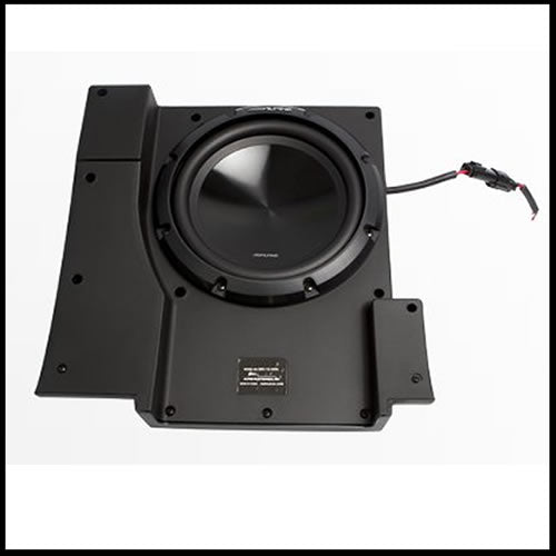 SBV-10-WRA  Pre-Loaded 10-Inch Subwoofer for 2007-2018 Jeep Wrangler JKU