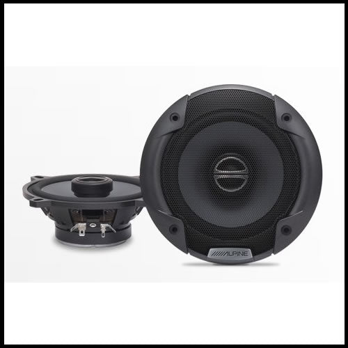 "SPE-5000  5-1/4"" Coaxial 2-Way Speaker Set Audio Design"