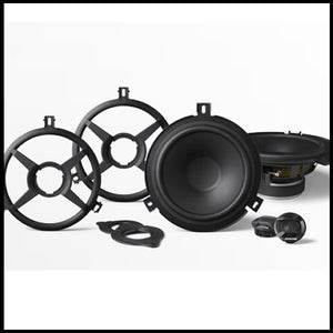 SPV-65X-WRA  2-Way Weather Resistant Speaker System for 2007-2018 Jeep Wrangler JK