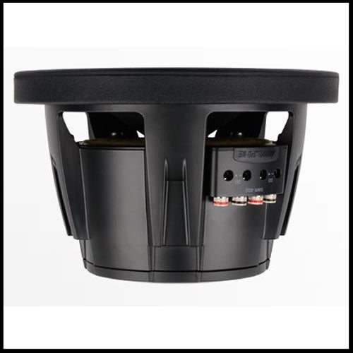 "SWR-8D2  8"" Subwoofer (2Ω + 2Ω) Audio Design"