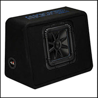 "KICKER Single 10"" Solo-Baric L7S Enclosure"