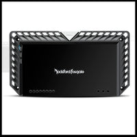 ROCKFORD FOSGATE Power 1,000 Watt Class-ad 4-Channel Amplifie