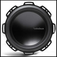 "ROCKFORD FOSGATE Power 10"" T1 2-Ohm DVC Subwoofer"